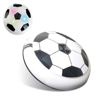 Indoor Toy Gift Led Soccer Floating Foam Football Kids Electric Hover Ball FJ