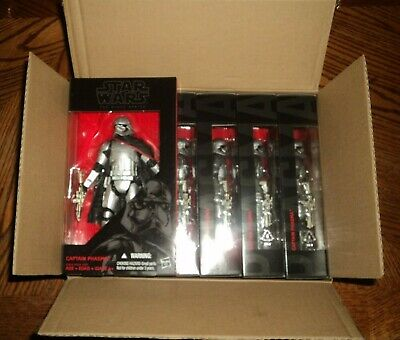 Star Wars Black Series - Captain Phasma #06 - Brand New - Fresh from Case