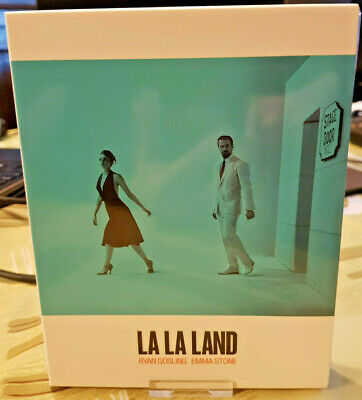 La La Land blu-ray steelbook Mantalab Full Slip pas de VF Manta Lab FullSlip