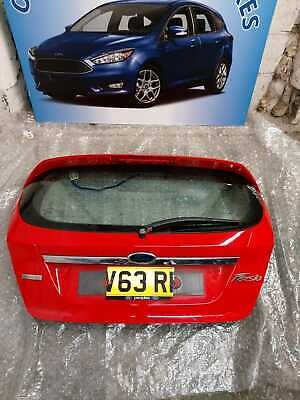 Ford Fiesta Mk7 Tailgate Race Red 2008-17