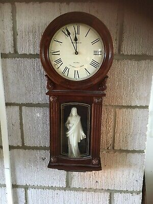 Old Wall clock for Case or Repairs