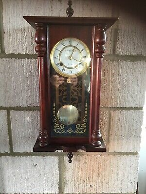Attractive Old Wall Clock for Case or Repair