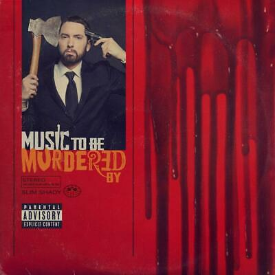 EMINEM 'MUSIC TO BE MURDERED BY' Double VINYL LP (PRE-ORDER : 28th Feb. 2020)