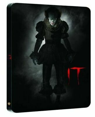 IT: Chapter One (2017) (4K Ultra HD + Blu-Ray) Exclusive Steelbook - Official