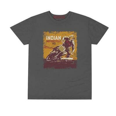 Indian Motorcycle Mens Adventure Graphic T-Shirt
