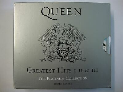 Queen - Platinum Collection Greatest Hits Volume 1 2 3  (2006)