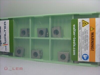 10X walter Sdmt 120408-D51 WSP45S Indexable Inserts Carbide Inserts