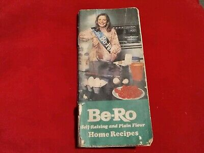Be-Ro Home Recipes Baking/Cookbook. Thirty-third/33rd million/edition (1972)