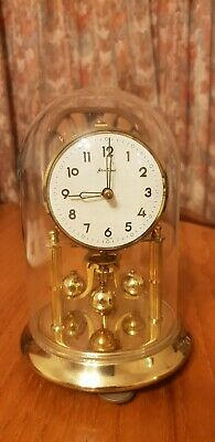 Antique Bentima clock glass dome spair and repairs