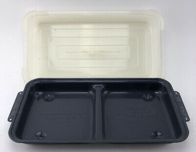 SHOWTIME ROTISSERIE 2 Piece Steaming & Heating Tray with cover