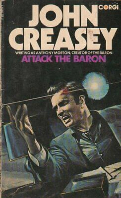 Attack the Baron by Morton, Anthony Paperback Book The Cheap Fast Free Post