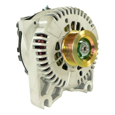 NEW ALTERNATOR HIGH OUTPUT 200 Amp 4.6L FORD MUSTANG 96 97 98 99 00 & CROWN VIC