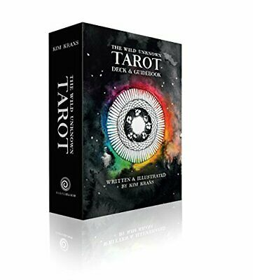 NEW - The Wild Unknown Tarot Deck and Guidebook (Official Keepsake Box Set)