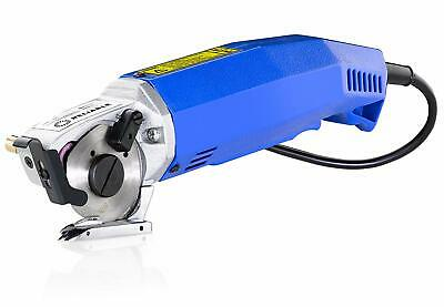 Reliable Corporation 2 Hand-Held Round Knife Cloth Cutting Machine New