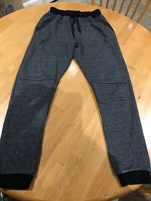 Primark Boys Joggers Age 12-13 Years Dark Grey