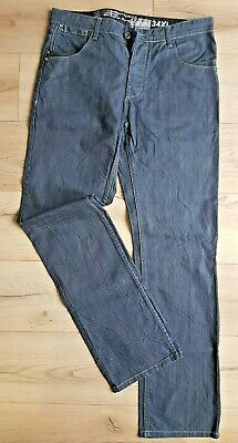 NEXT Mens Dark Blue / Black  Denim Jeans - W34 XL Trousers