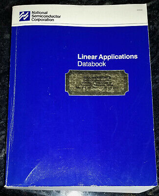 USED 1986 National Linear Applications Databook
