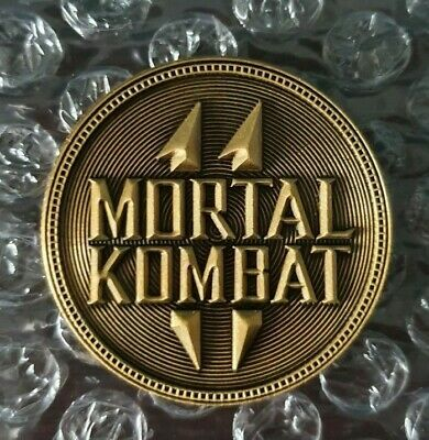 Mortal Kombat 11 - RevealCoin - DayLondon Event Promo - Limited Edition - Ps4