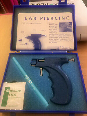 Caflon Ear Piercing Kit BNIB Includes: gun, wipes, pen, instructions