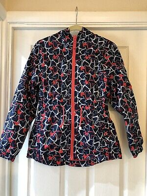 Girls Raincoat From George Age 13-14 Years