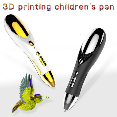 PLA Filament Arts Printer Tool And 3D Printing Drawing Pen Crafting Modeling CHZ