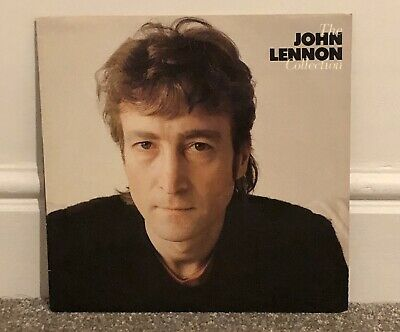 The John Lennon Collection,1982,vinyl album