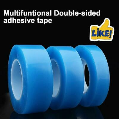 1* Magic Multifunctional Double-sided Adhesive Tape Traceless Washable Invisible