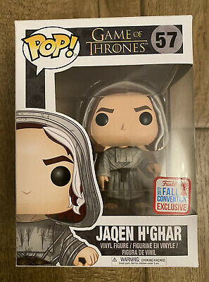 Funko Pop! Vinyl ~ Game of Thrones: Jaqen H'ghar #57 ~ NYCC Fall Con Exclusive