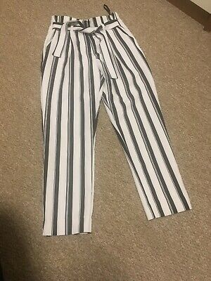 Girls River Island Trousers Age 9-10