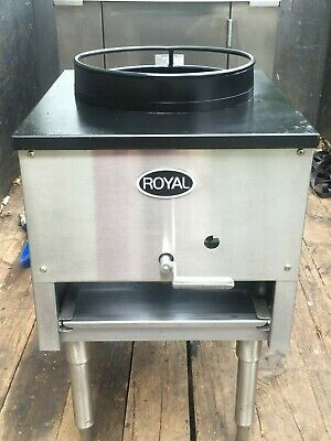 Royal Range RMJ-13 Wok Range Commercial Cooking Equipment