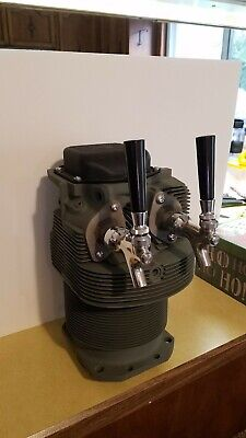 Beer Tap Tower - Lycoming - Aircraft Engine