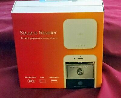 Square Contactless and Chip Reader NIB