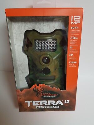 4 CAMS FOR $114.99 Terra 12 Extreme Trail Camera lot of 4