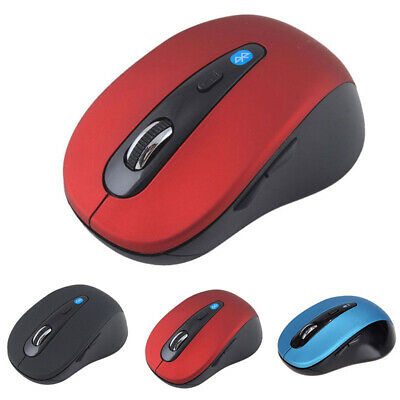 Wireless Bluetooth 3.0 Gaming Mouse 1600DPI 6 Keys Optical  For Gamer Mouse Neu