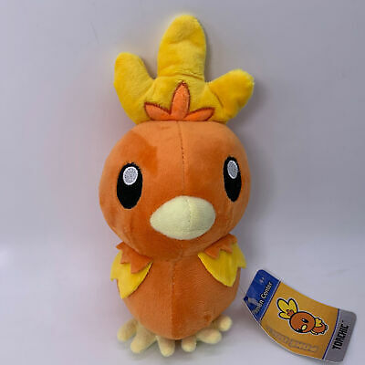 "New 5.5/"" Torchic Banpresto Plush With Tag UK"