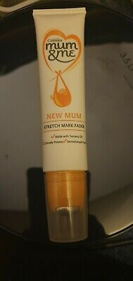 Cussons Mum & Me Stretch Mark Fader 70ml - Used Once