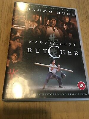 The Magnificent Butcher (DVD, 2001)