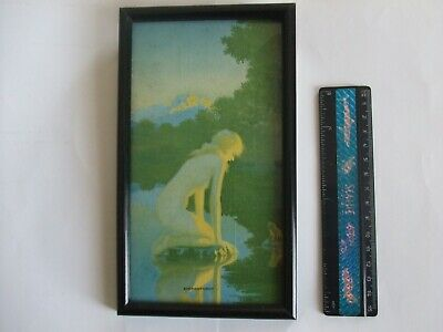 Art Deco period small framed picture possibly by Mabel Rollins Harris c1930/40s