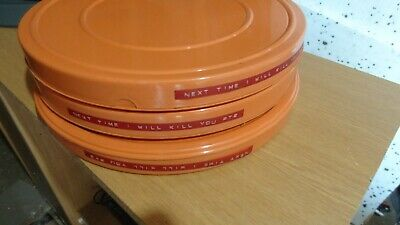 16mm film Next Time I wil Kill You