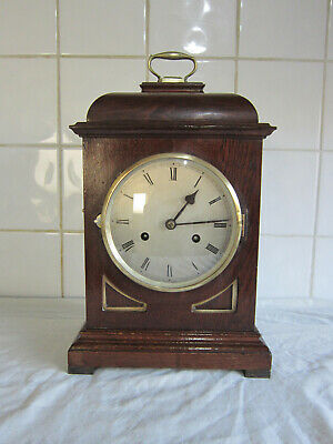 Wonderful Bracket/Mantle clock with Chime- circa 1900-Haller