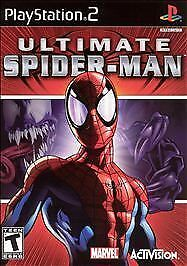 Ultimate Spider-Man PS2 BLACK LABEL (PlayStation 2, 2005) NEW! FAST SHIPPING!