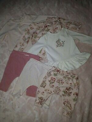 NEXT baby girls outfit sets 0 - 3 months