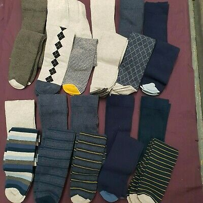 Ex-Store (Mothercare) cotton-rich Tights Age 3-4 Years Assorted Designs