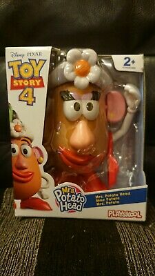 New Playskool Disney PIXAR Toy Story 4 Mrs Potato Head Hasbro 16 Piece Set (#1)