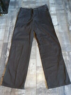 Boys Smart Brown Trousers/Chinos Age 14 Years by M&S BNWOT