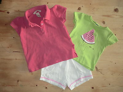 VERY TRENDY!! Baby Girl's Spring Bundle 9-12mth H&M, Carter's--LOW START