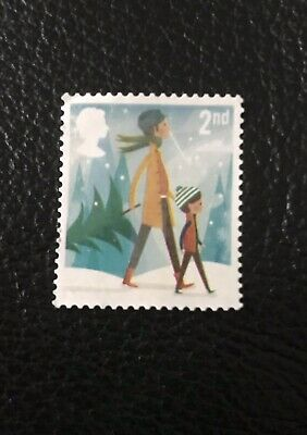 500 2nd Class Stamps Unfranked Off Paper No Gum Face Value £305.00