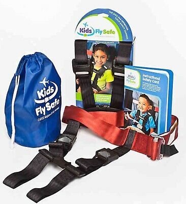 Kids Fly Safe CARES Airline Safety Harness NEW-With box