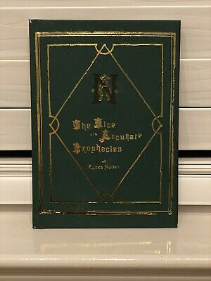 Good Omens Agnes Nutter Journal - LIMITED NYCC SDCC SXSW Con Swag - Neil Gaiman