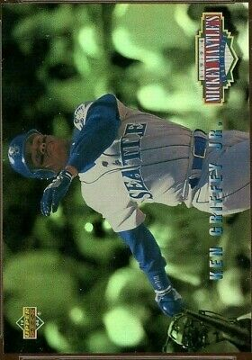 Ken Griffey Jr. Baseball Cards You Pick Choose 1989-1994 Rookies RC